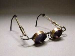 A szemüveg fejlődése